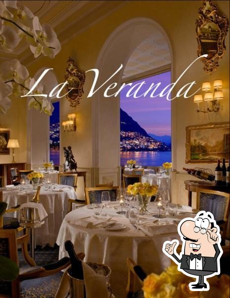 Schaut euch an, wie La Veranda drin aussieht