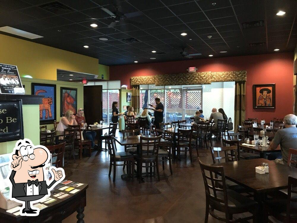 Check out how Don Mario Mexican Restaurant looks inside