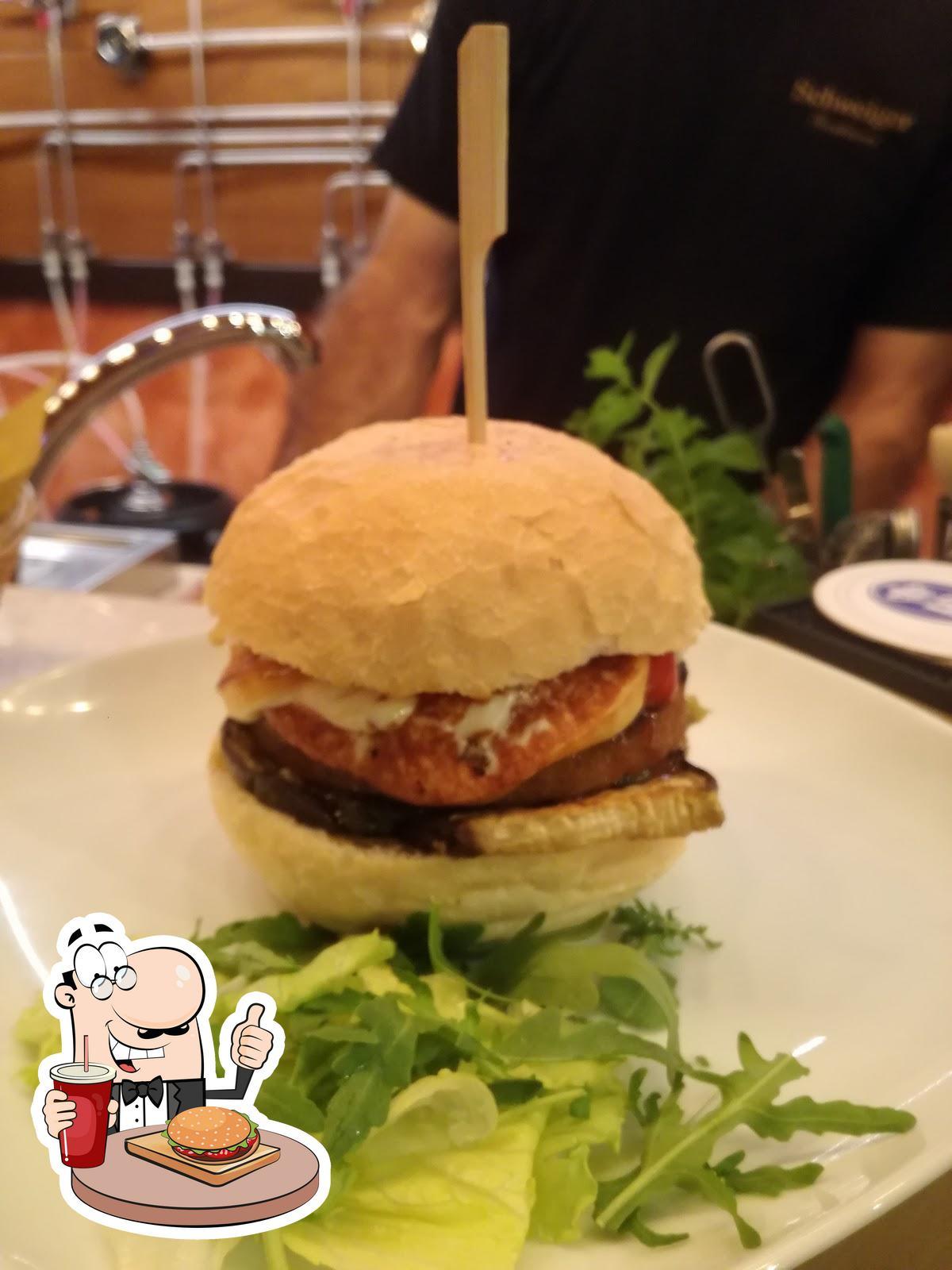 Les hamburgers de Rolling Steaks will conviendront une grande variété de goûts