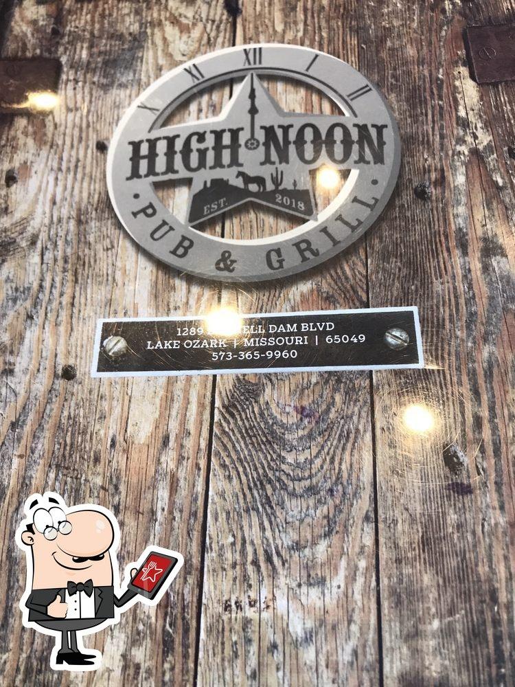 Échale un vistazo al exterior de High Noon Pub & Grill
