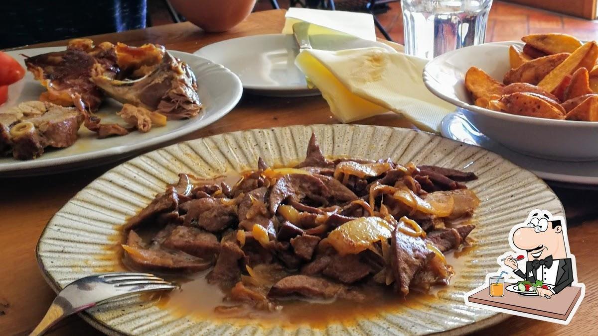 Meals at Gostilna Mrak