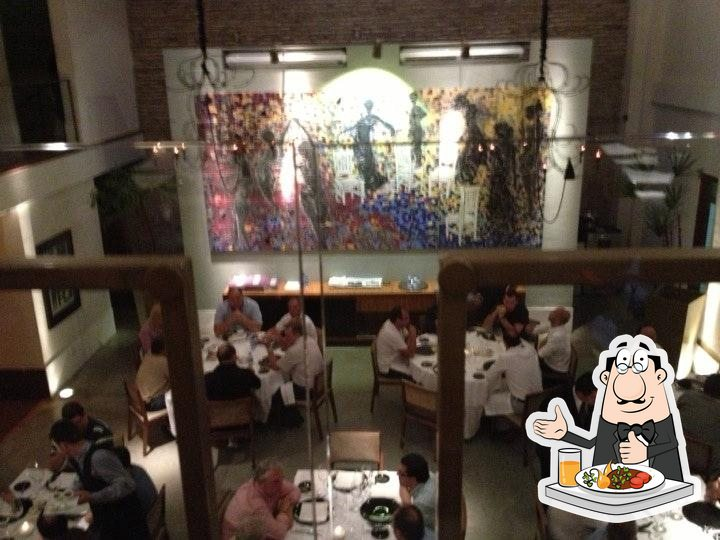 Meals at Lo Restaurante