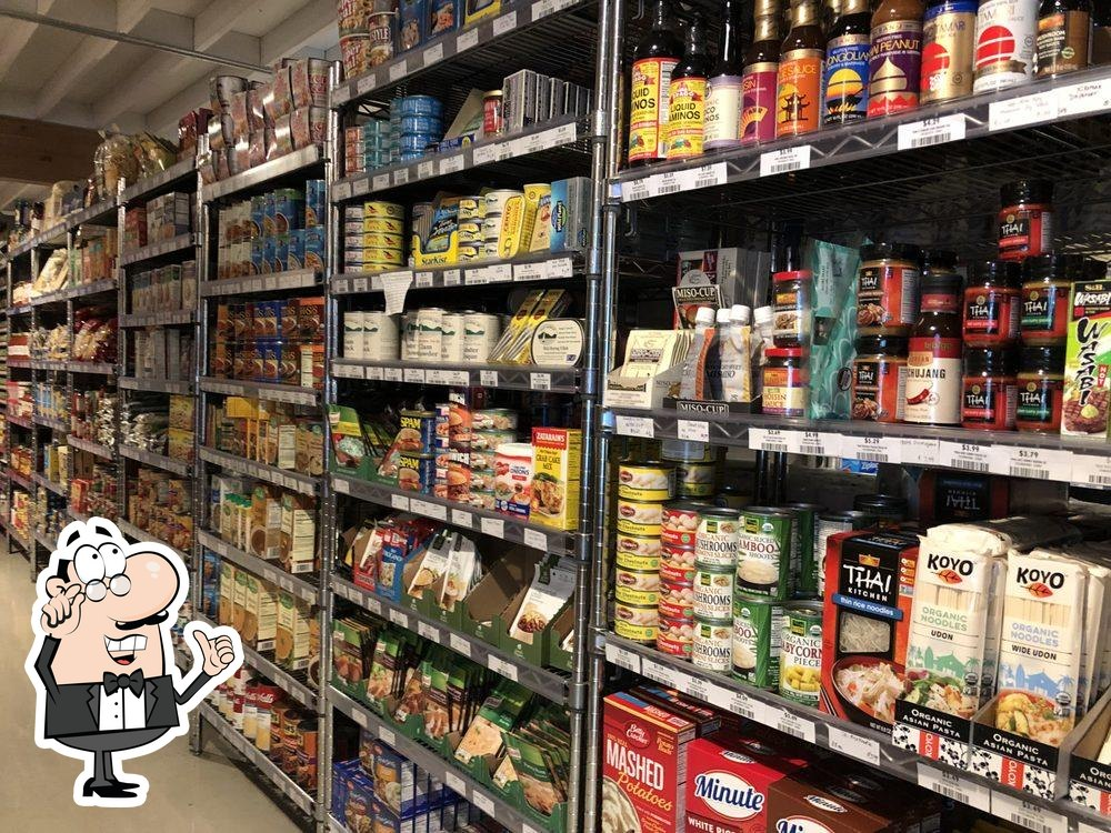 Check out how Spangler's Market looks inside
