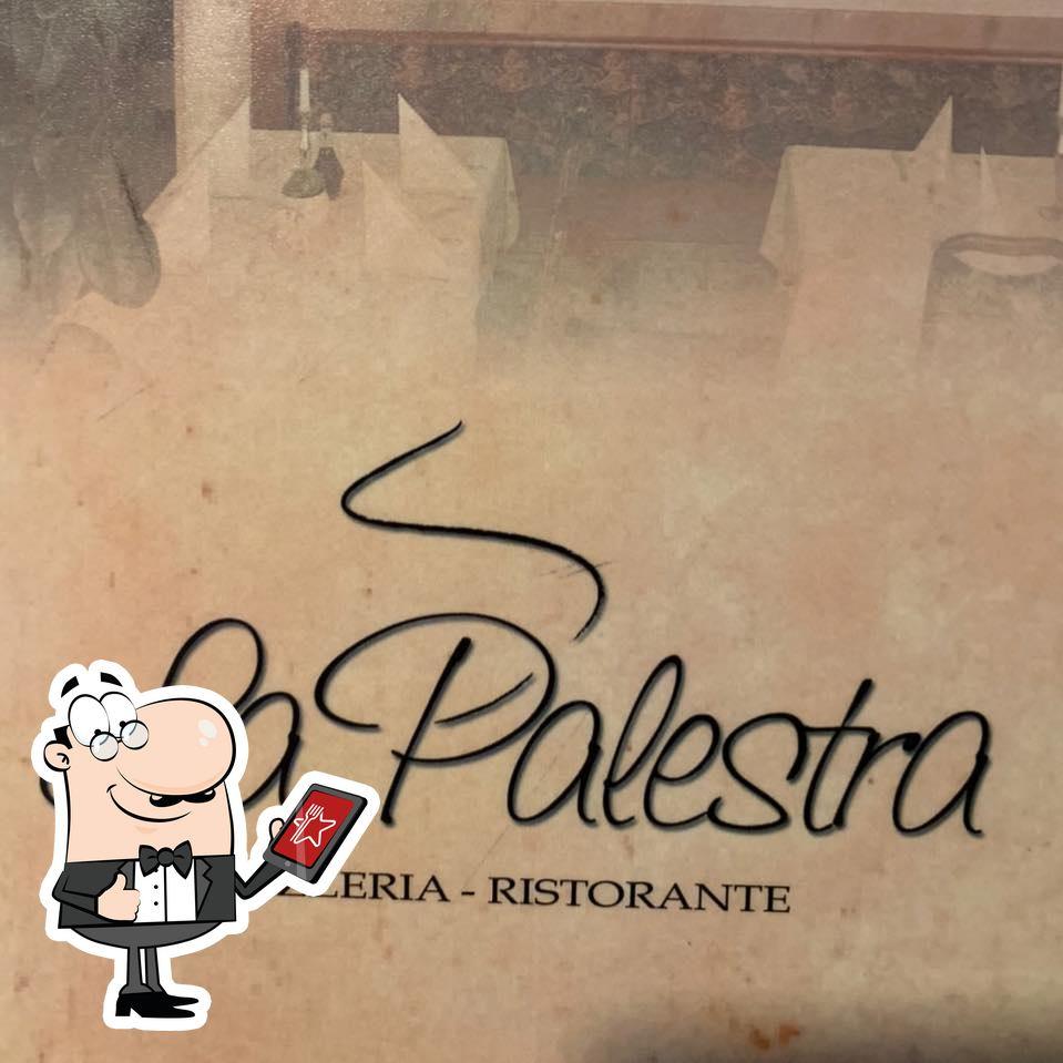 Das Äußere von Pizzeria La Palestra