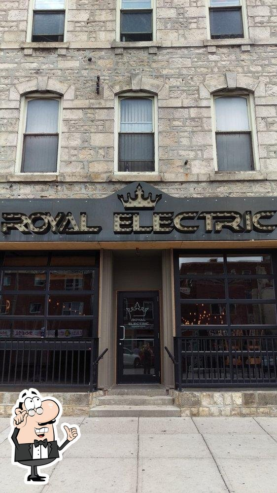Check out how Royal Electric looks inside