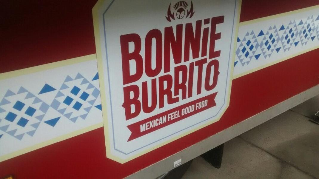 El logo de Bonnie Burrito