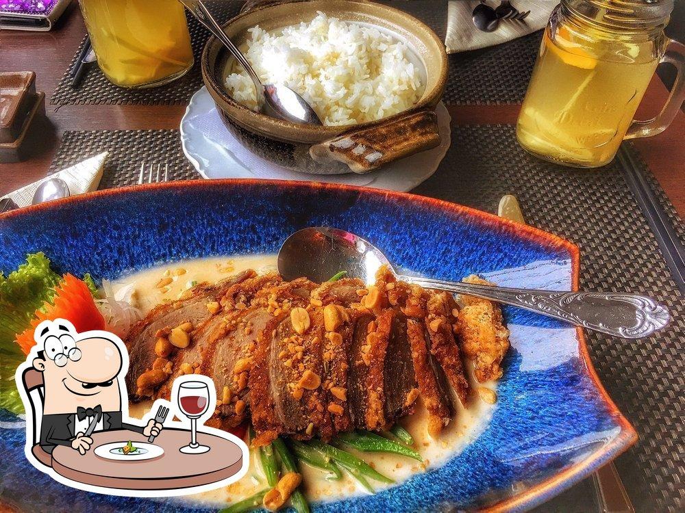 Nourriture à Yam Yam