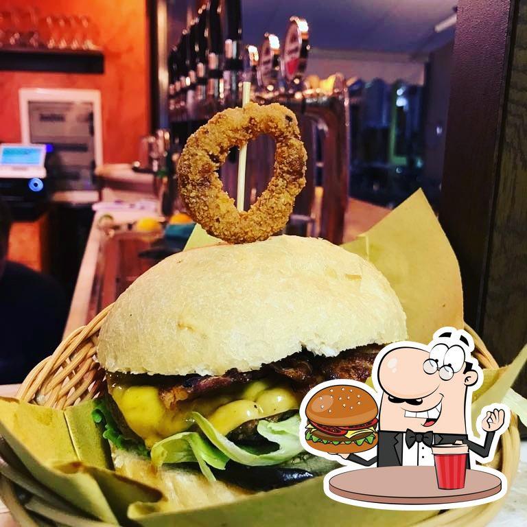 Les hamburgers de Rolling Steaks will satisferont différents goûts