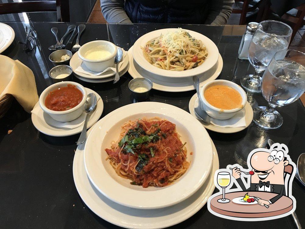 Food at La Gondola