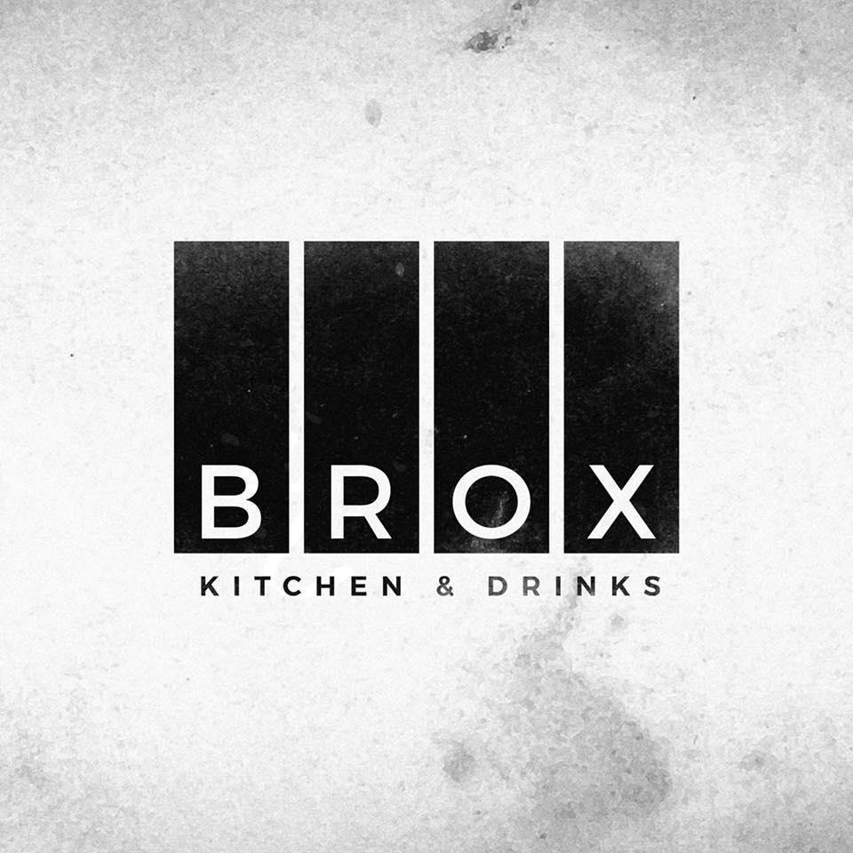 BROX Kitchen&Drinks tiene su propio logo