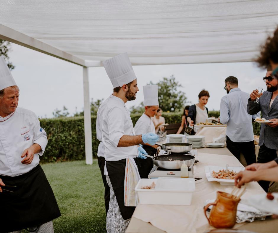 Lo chef saprà soddisfare i gusti degli appassionati di cucina