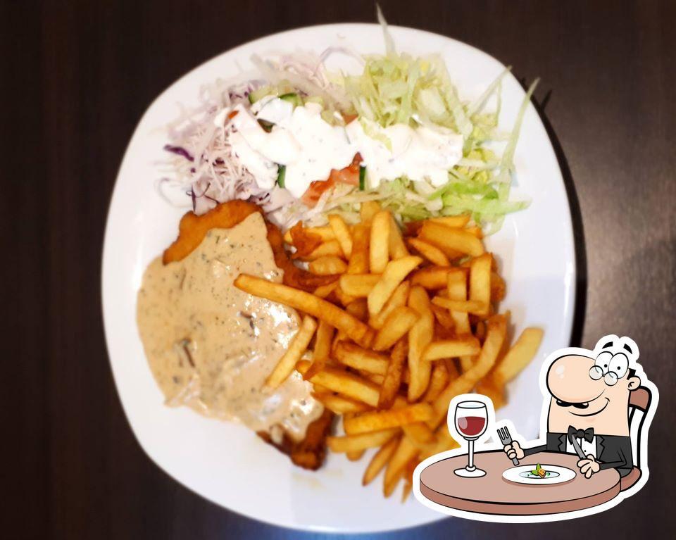 Essen im Anatolia Grill