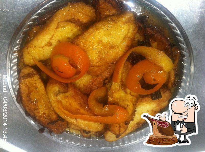 Comida en Cafetería Dosaka