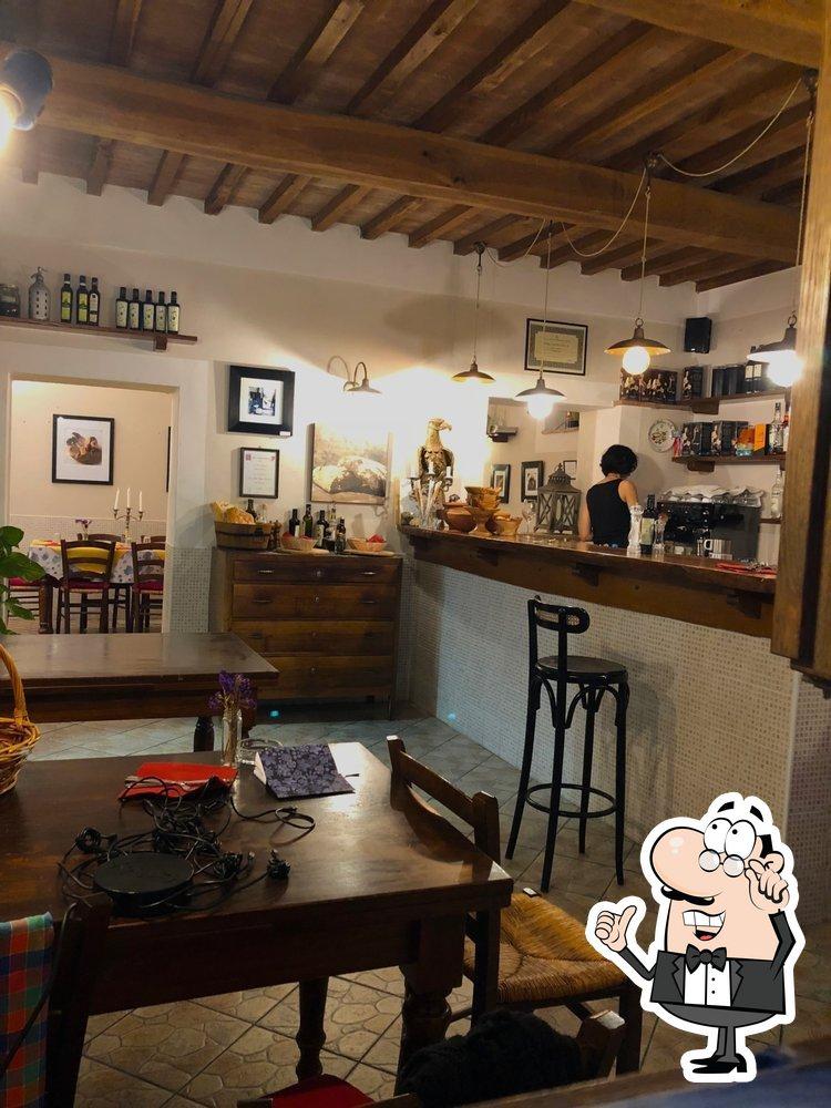 Gli interni di Teatro Bistro & Wine Bar