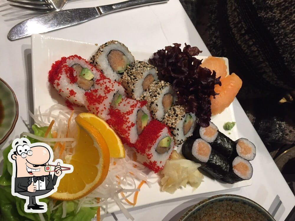 Les sushis font partis de la nourriture traditionnelle japonaise