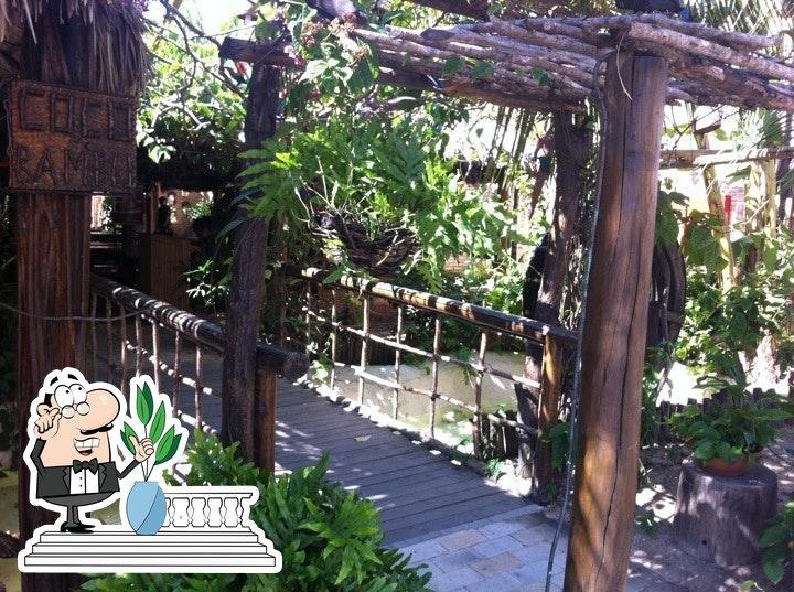 """Наслаждайтесь пейзажем, который открывается из """"Coco Bambu Meireles"""""""