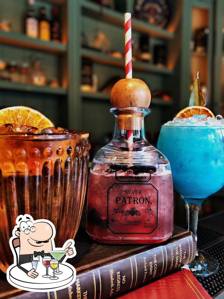 Revolución de Cuba Newcastle provides a range of alcoholic drinks