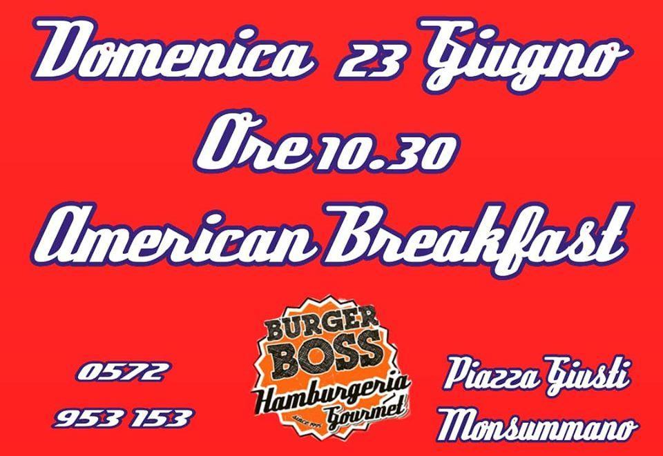 Die grafische Darstellung des Brands von Burger Boss