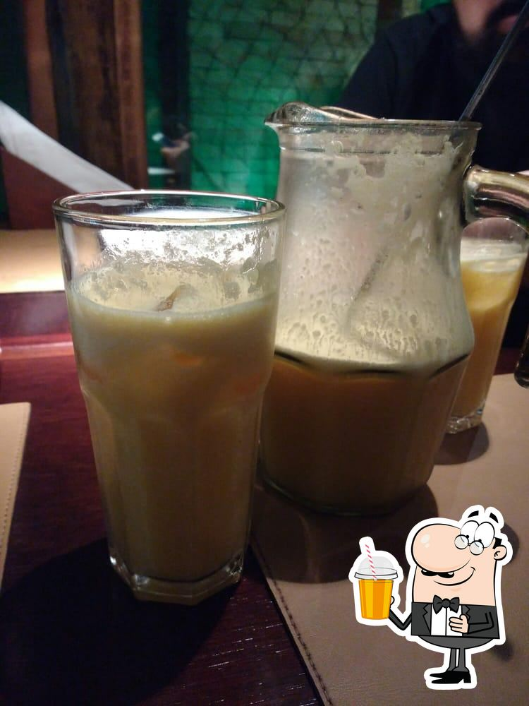 """Насладитесь напитками в атмосфере """"Coco Bambu Meireles"""""""