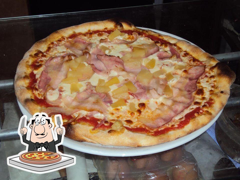 Закажите разные виды пиццы