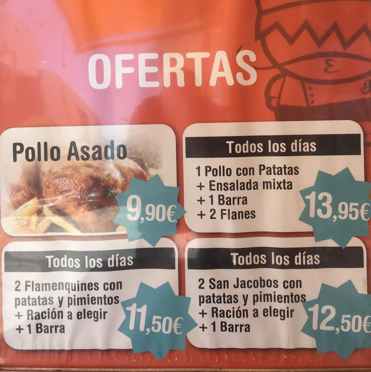 Este es el anuncio de Asador De Pollos Y Comidas Caseras Noreña