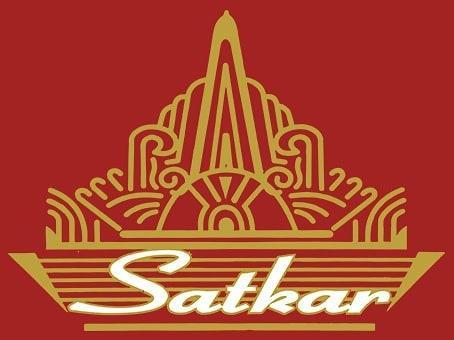 The logo of Hotel Satkar Residency Manali