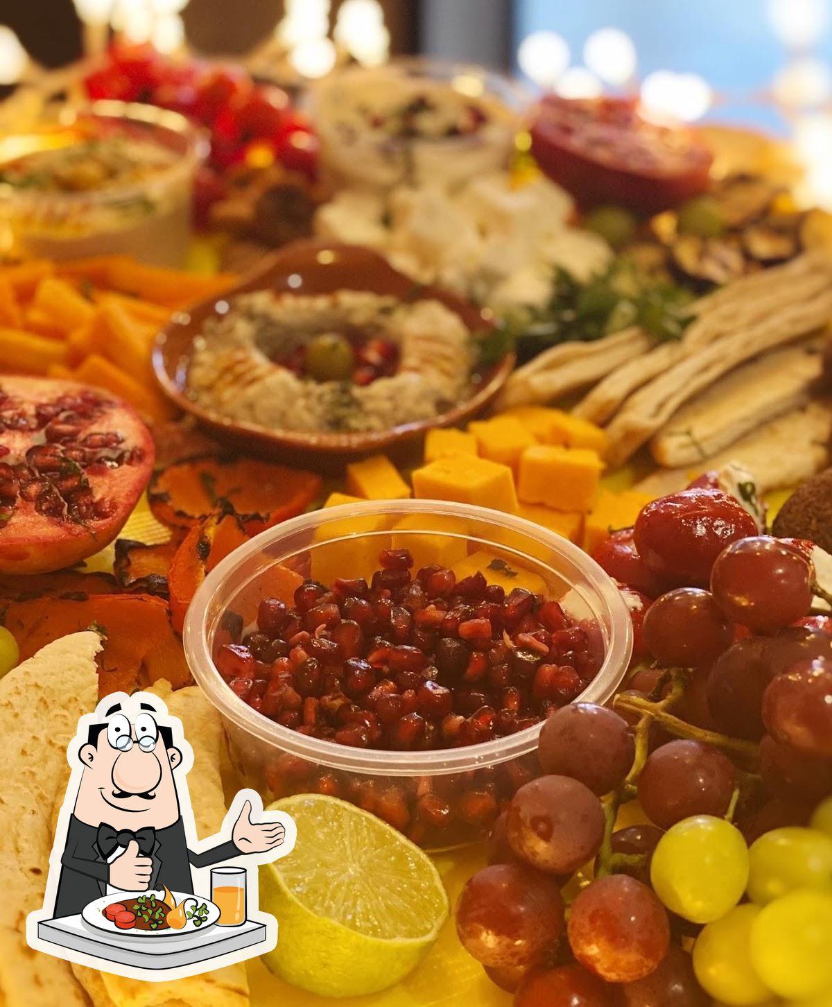 Meals at El Shams