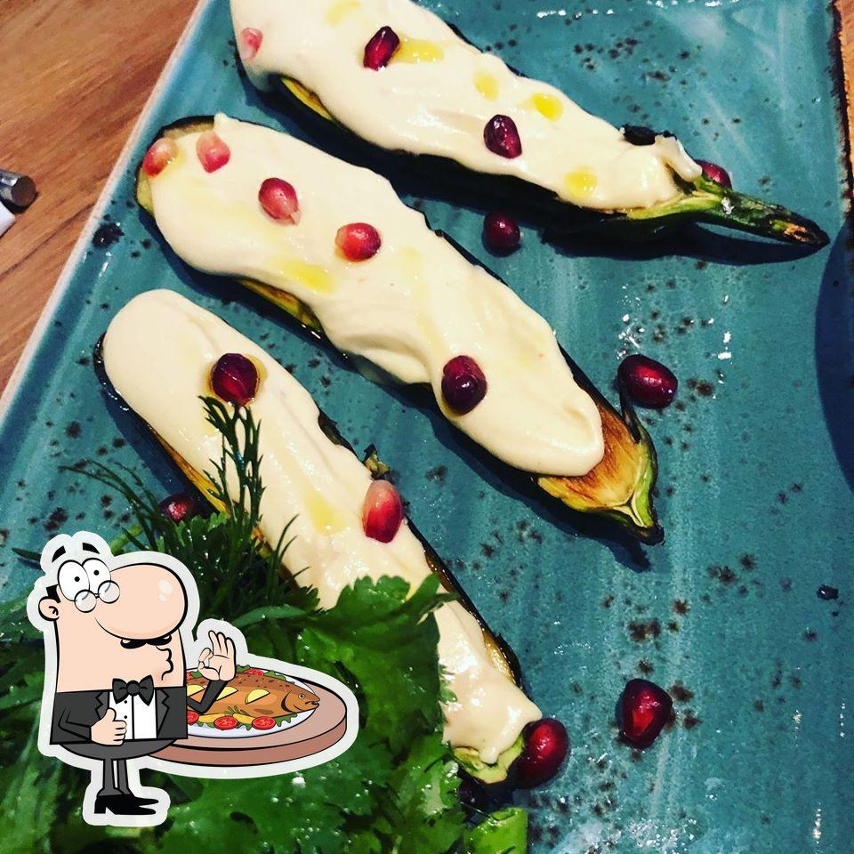 Order fish meals at Vysota 5642