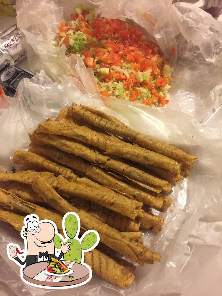 Meals at La Pila