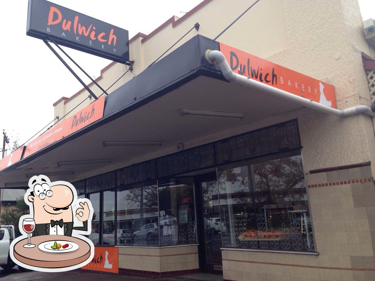 Platos en Dulwich Bakery