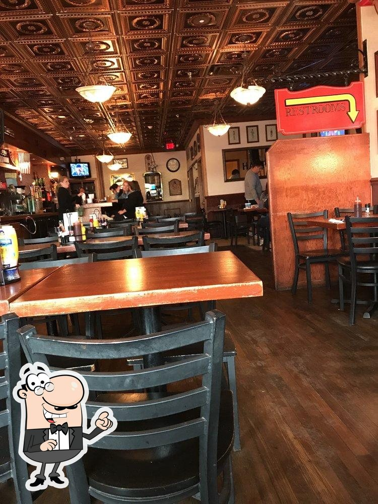 Check out how Huron Street Pub & Grill looks inside