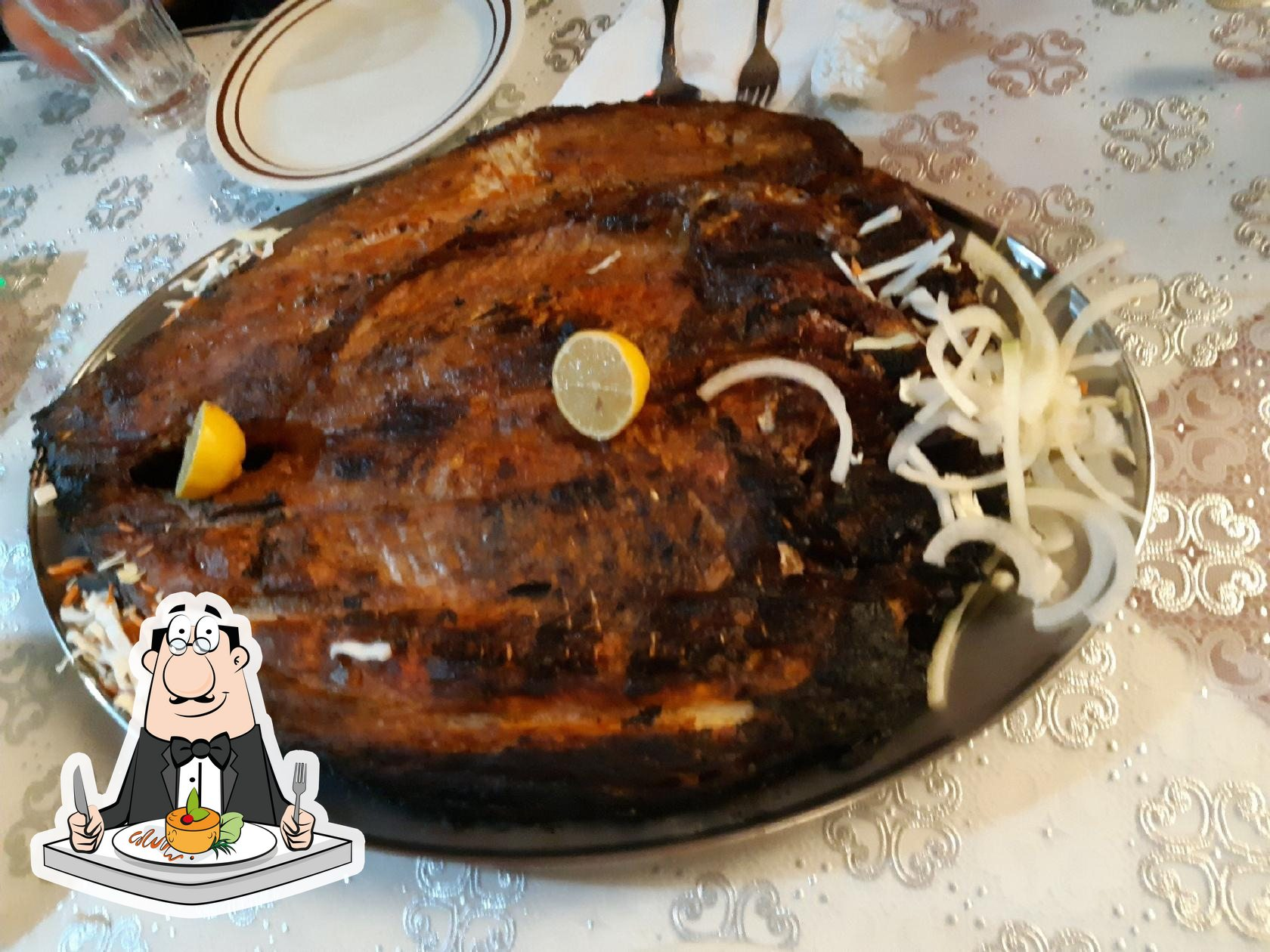 Food at Al Masgoof