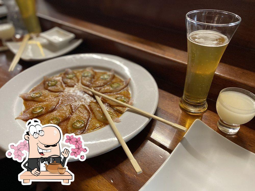 Food at Nick-San